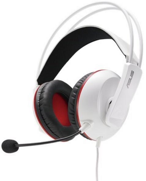 ASUS - Fejhallgató és mikrofon - ASUS Cerberus Arctic fejhallgató + mikrofon 95a9273333