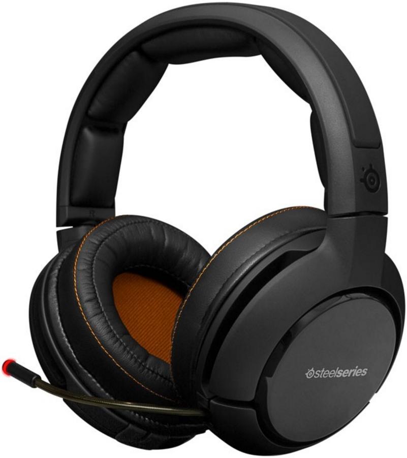 SteelSeries - Fejhallgató és mikrofon - Steelseries Siberia 800 vezeték  nélküli fejhallgató + mikrofon ... 9cd9f70ac1