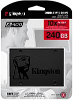 Kingston - Drive SSD - Kingston A400 240GB SATA3 2,5' 7mm SSD meghajtó