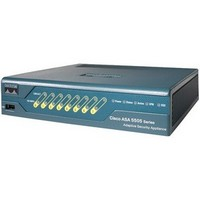 Cisco - Switch, Firewall - Cisco ASA 5505 Security Plus Firewall Edition Bundle tűzfal