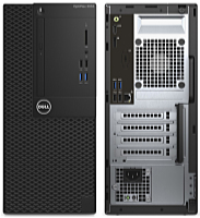 Dell - PC Szerelt Gépek - Dell Optiplex 3050MT i3-7100 4Gb 500Gb W10Pro 3y PC