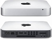 Apple - PC Szerelt Gépek - Apple MGEQ2MP/A i5-4308U 8GB 128GB SSD+1Tb HDD Mac mini